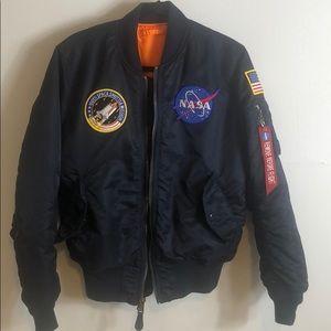 Alpha Industries men reversible jacket